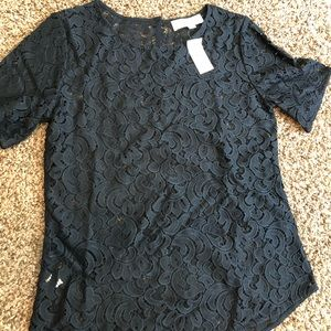Loft Lace Blouse